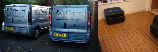 WD Flooring Services